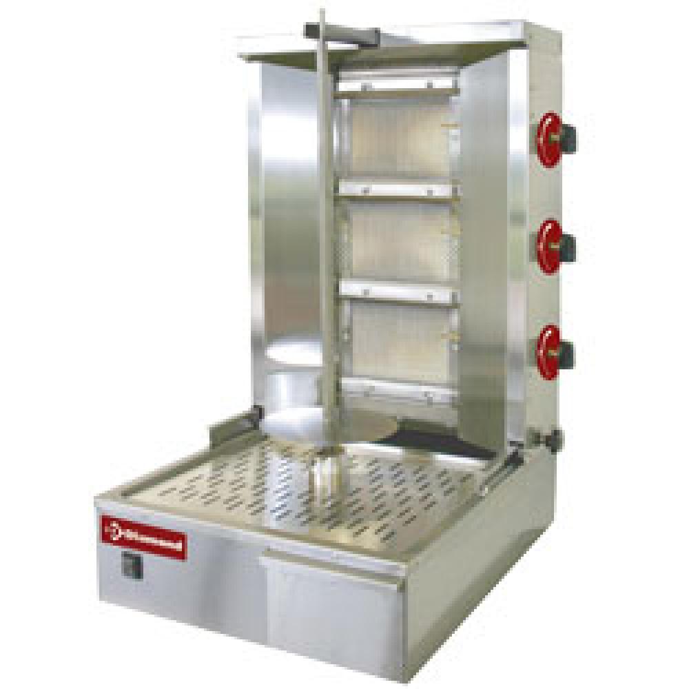 Gyros grill gaz 35 kg