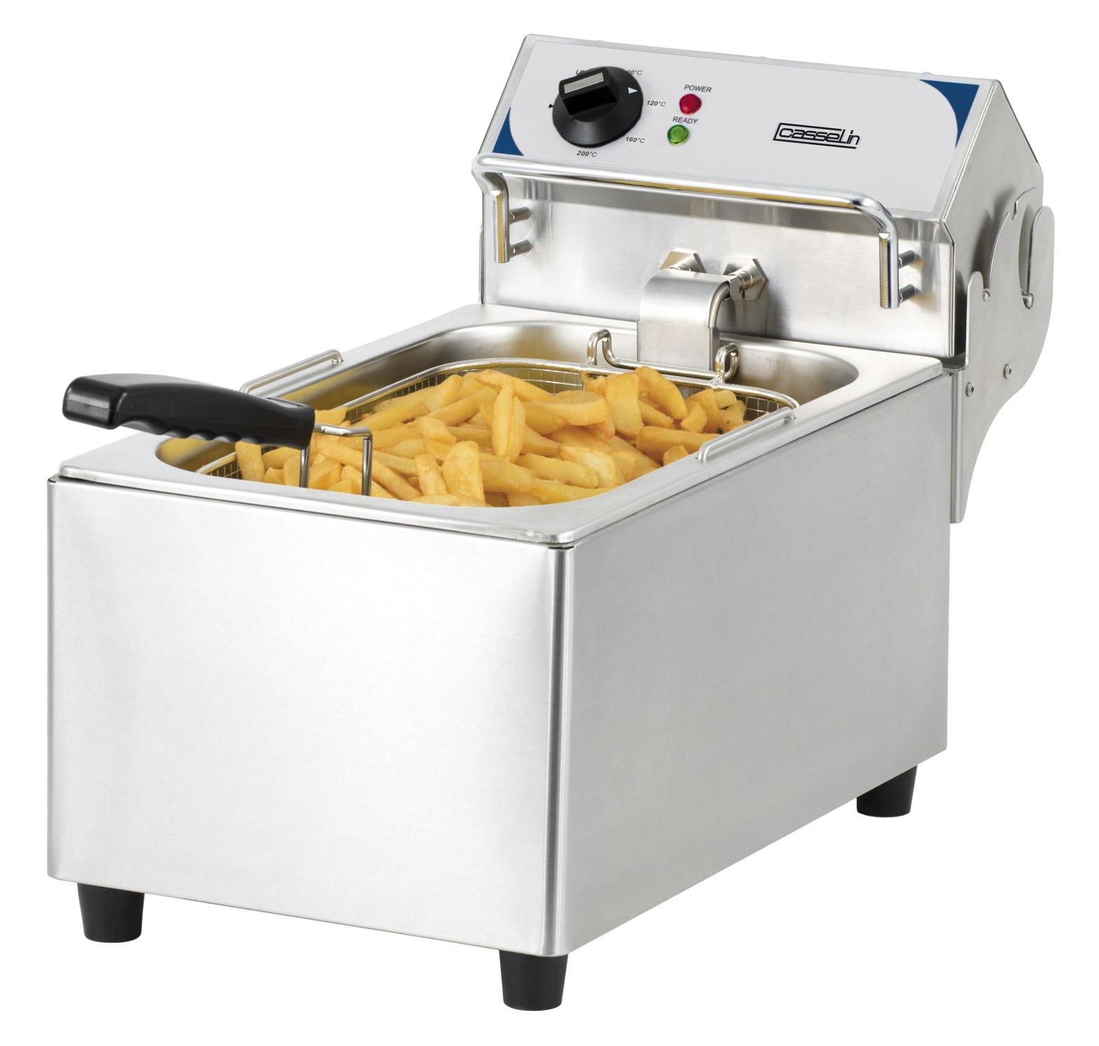 Friteuse électrique 10 litres