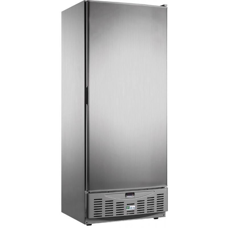 Armoire réfrigérée positive - 1 porte pleine - 520 litres