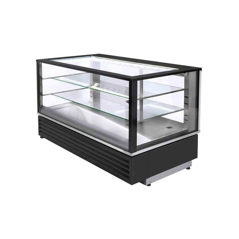 Vitrine chauffante ventilée L785 - Sofraca