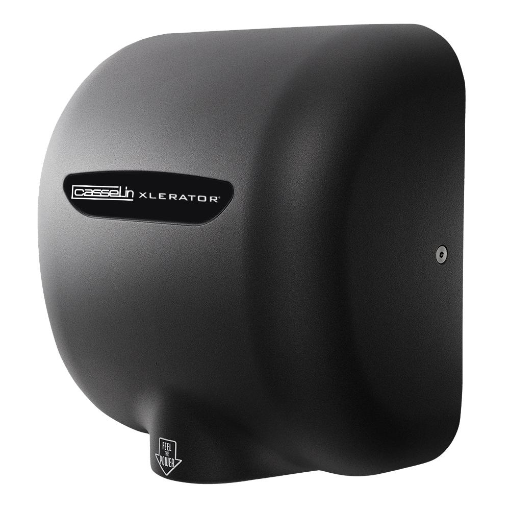 Sèche-mains Xlerator Noir