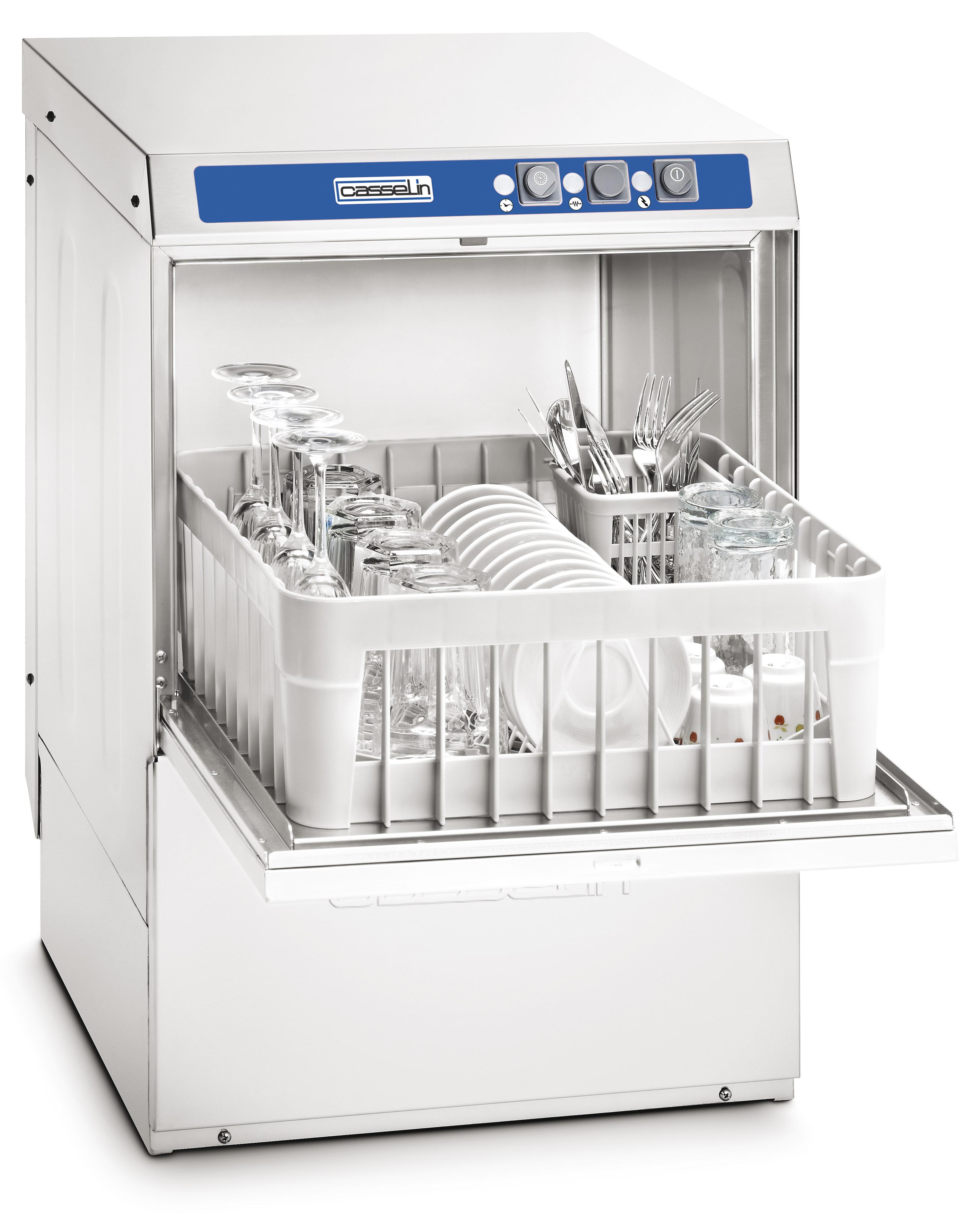 Lave-verres 350 avec pompe de vidange intégrée