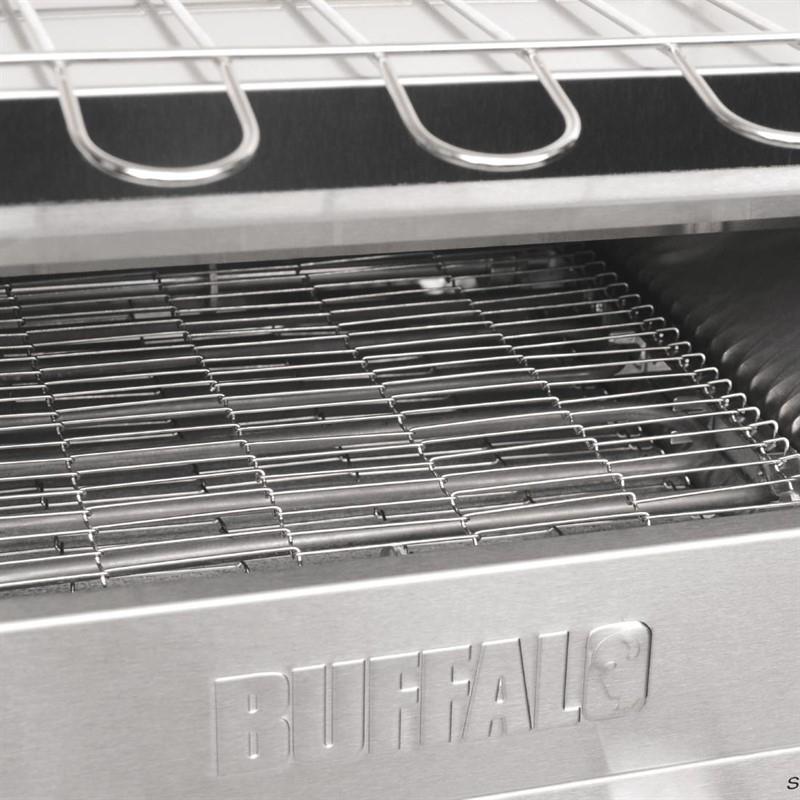 Toaster convoyeur double 2,4 Kw