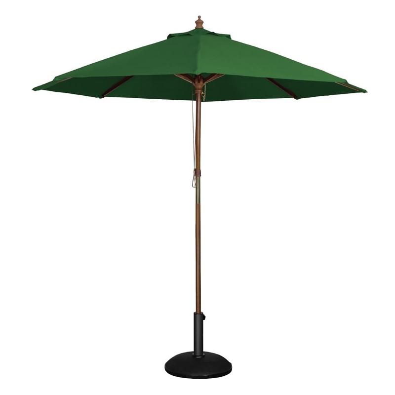Parasol rond Bolero vert 2,5m