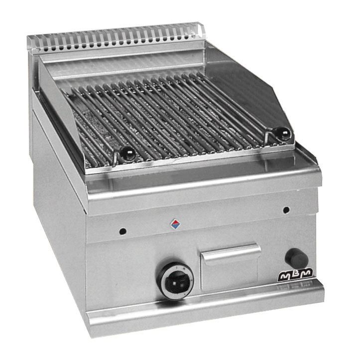 GRILL CHARCOAL TOP Poisson