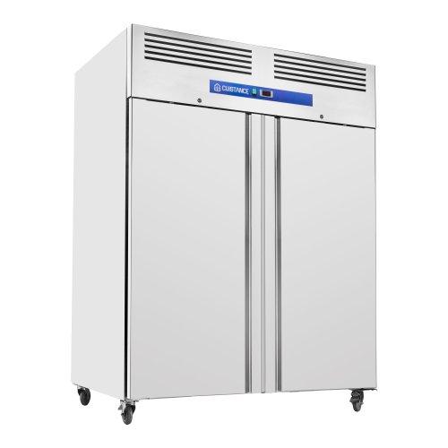 Armoire réfrigérée - 2 portes - négatives - 1200L