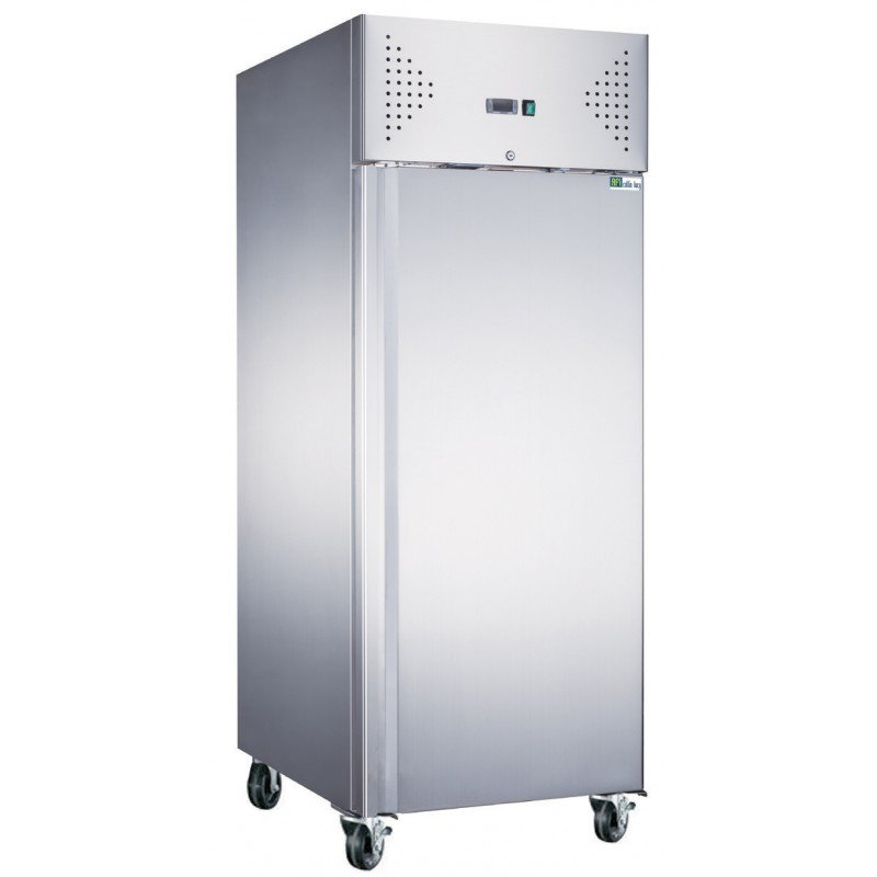 Armoire pâtissière négative -18°C -22°C - 600 x 400 - 1 porte pleine - 650 litres