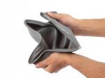 Moule carré flexible en silicone 245mm