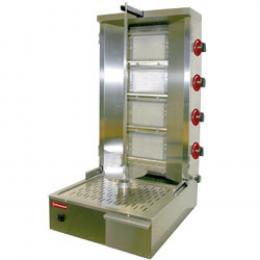 Gyros grill gaz 55 kg