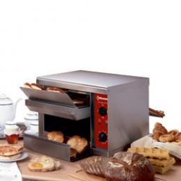 Toaster automatique, 540 toasts/heure