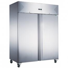 Armoire réfrigérée positive +2°C +8°C - 2 portes pleines - 1300 litres - Série Star