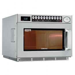Micro-ondes prof. GN 2/3, en inox, Digital, 1500 W. (26 Lt)