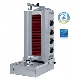 Machine a Kebab vitro électrique - 80 kg