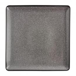 Assiettes carrées 265mm Lot de 4