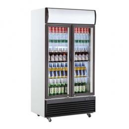 Armoire à boissons 2 portes - 800 litres