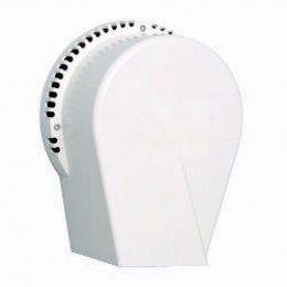 Sèche-mains électronique mural, blanc